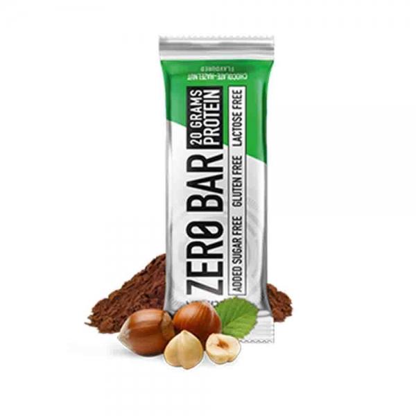 Zero Bar Protein, BioTech USA, 20x50g 2