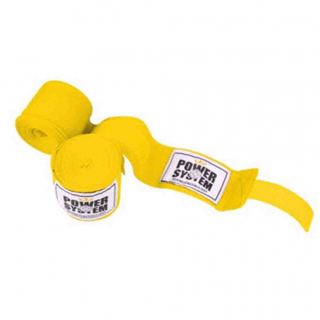 Fasa Elastica BOXING WRAPS, Power System, 2x4m Cod: 34040