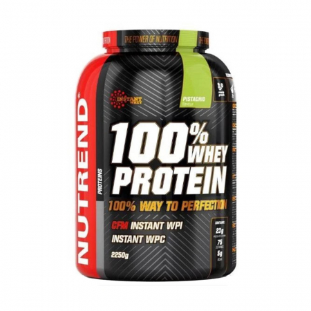 100% Whey Protein, Nutrend, 2250g