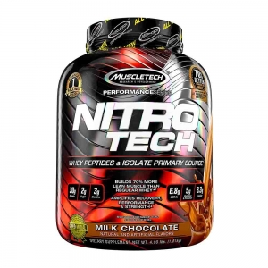 Nitro Tech Performance, MuscleTech, 1800g