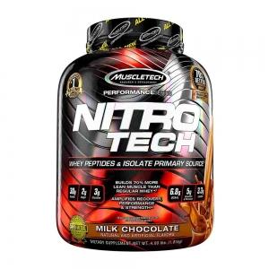 Nitro Tech Performance, MuscleTech, 1800g [0]
