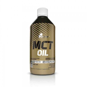 Medium Chain Triglycerides, MCT Oil, Olimp, 400ml0