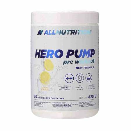 Hero Pump Pre-Workout, All Nutrition, 420g0
