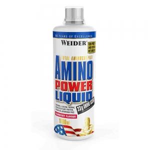 Amino Power Liquid, Weider, 1000ml0