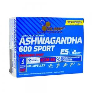 Ashwagandha 600 Sport KSM-66, Olimp Nutrition, 60 caps1