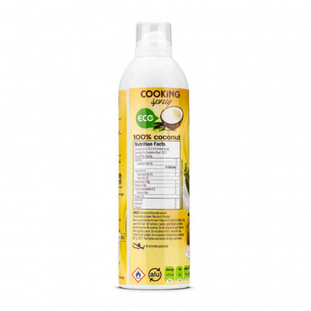Spray pentru Gatit, Cooking Spray Coconut Oil, Best Joy1
