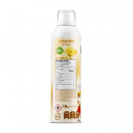 Spray pentru Gatit cu Unt, Cooking Spray Butter, Best Joy, 250ml1