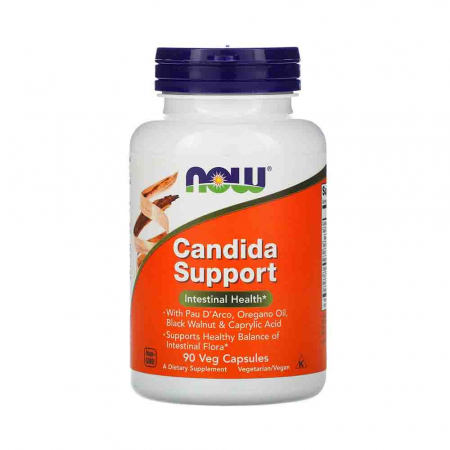Candida Support, Now Foods, 90 capsule0