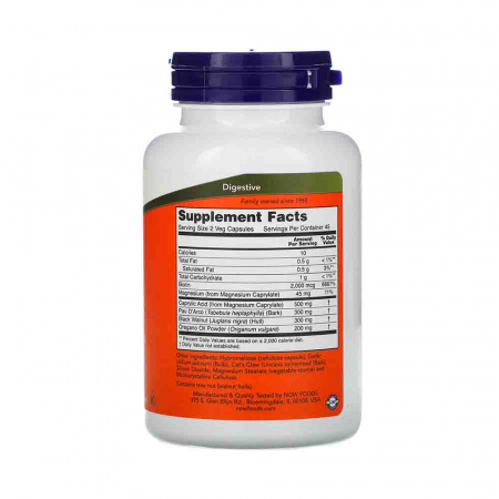 Candida Support, Now Foods, 90 capsule1