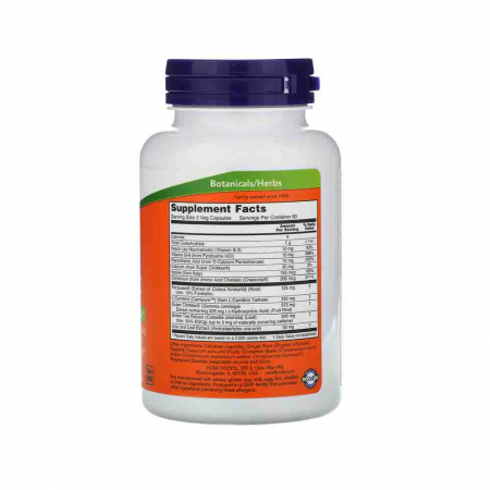 Diet Support, Now Foods, 120 capsule1