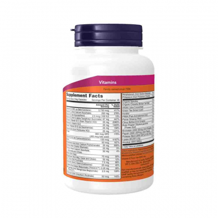 EcoGreen Multi, Iron-Free, Now Foods, 90 capsule1