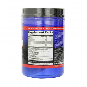 SuperPump MAX, Gaspari Nutrition, 640g1