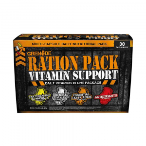 Grenade Ration Pack, Complex Multivitamine, 30 zile0