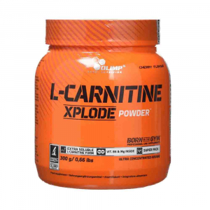 L-Carnitine Xplode Powder, Olimp Nutrition, 300g0
