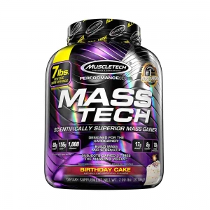 Mass-Tech Performance Gainer, MuscleTech, 3200g0