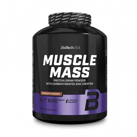 Muscle Mass Gainer, BiotechUSA, 2270g0