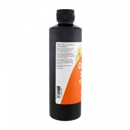 Omega 3-6-9 Liquid, Now Foods, 473ml1
