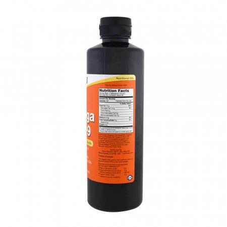 Omega 3-6-9 Liquid, Now Foods, 473ml2