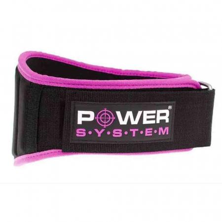 Centura de Fitness pentru Femei BELT WOMANS POWER, Power System, Cod: 32101
