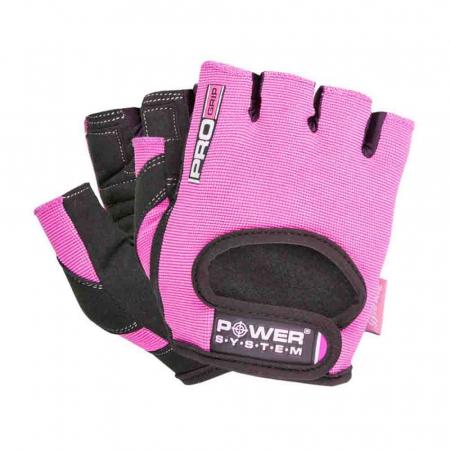 Manusi Fitness pentru Femei PRO Grip, Power System Cod: 2250