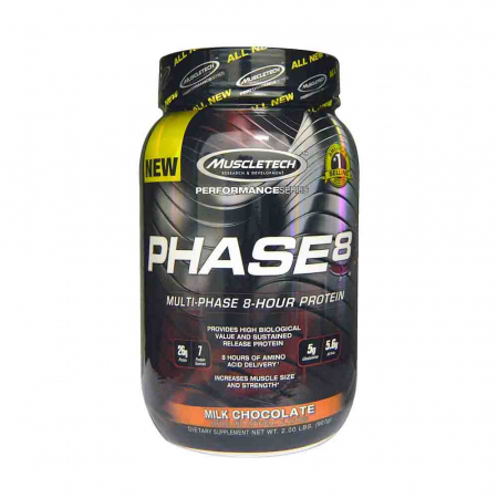 Phase8 Protein, MuscleTech, 907g0