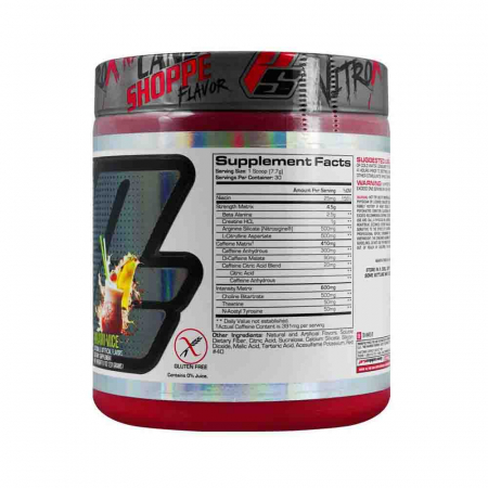 Mr. Hyde Pre-Workout Nitro X, ProSupps, 222g4