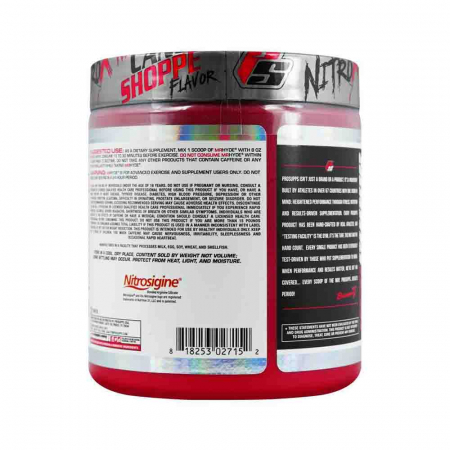 Mr. Hyde Pre-Workout Nitro X, ProSupps, 222g2