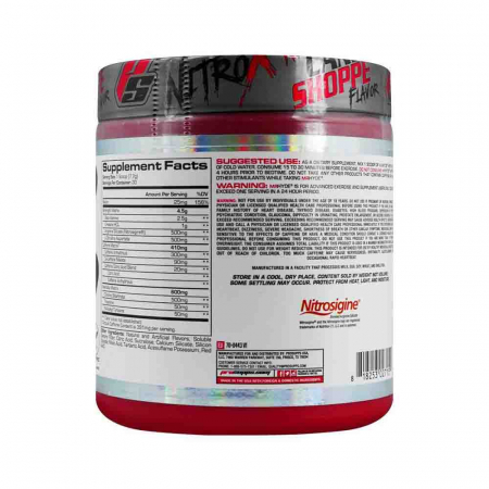 Mr. Hyde Pre-Workout Nitro X, ProSupps, 222g3