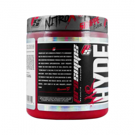 Mr. Hyde Pre-Workout Nitro X, ProSupps, 222g1