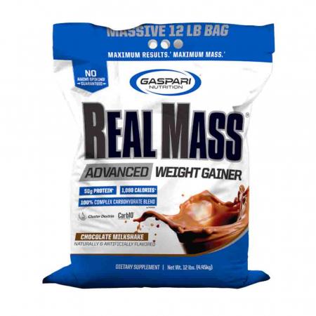 Real Mass Advanced, Gaspari Nutrition, 5400g0