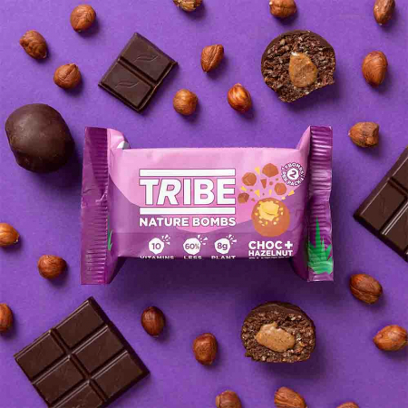 Bilute Proteice, Tribe Nature Bombs, Tribe, 12x40g3