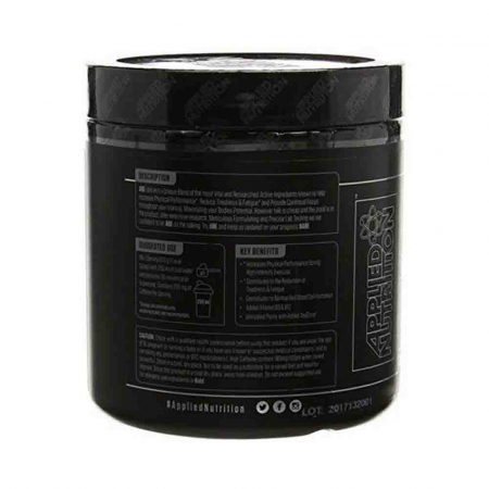 A.B.E Pre-Workout All Black Everything, Applied Nutrition, 315g2