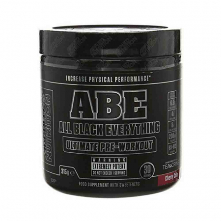 A.B.E Pre-Workout All Black Everything, Applied Nutrition, 315g0