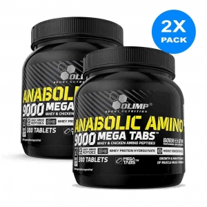 Anabolic Amino 9000, Olimp Nutrition, 300 tablete4
