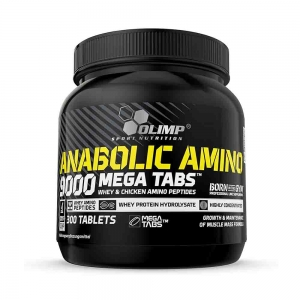 Anabolic Amino 9000, Olimp Nutrition, 300 tablete0