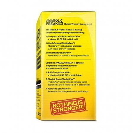 Anabolic Freak AF, Pharmafreak, 96 capsule3