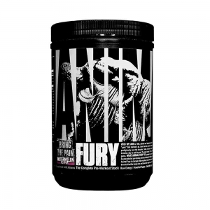 Animal Fury - Universal Nutrition - 490g/30serv0
