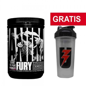Animal Fury - Universal Nutrition - 490g/30serv0