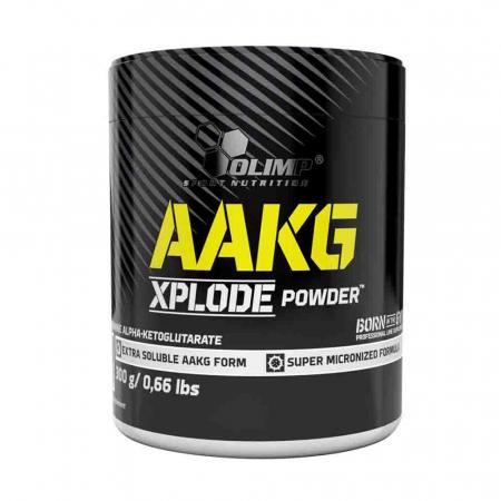 Arginina AAKG Xplode, Olimp Nutrition, 300g0