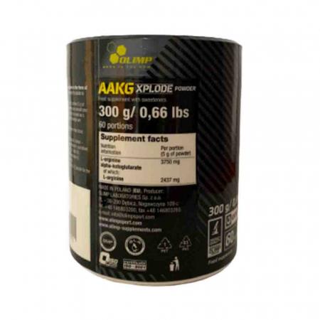 Arginina AAKG Xplode, Olimp Nutrition, 300g1
