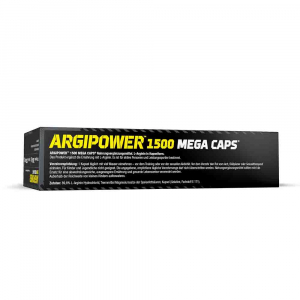 ArgiPower 1500 Mega Caps, Olimp Nutrition, 120 capsule4