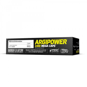 ArgiPower 1500 Mega Caps, Olimp Nutrition, 120 capsule5