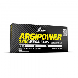 ArgiPower 1500 Mega Caps, Olimp Nutrition, 120 capsule1