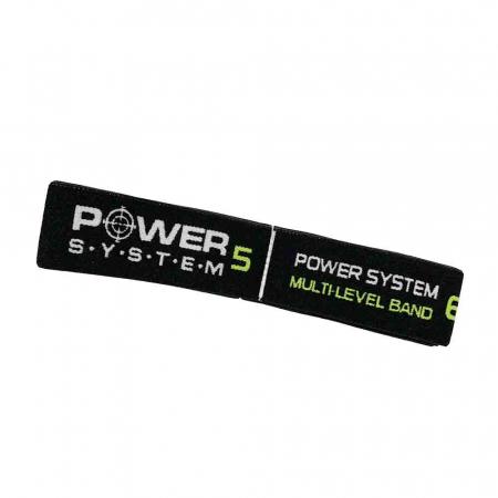 Banda elastica MULTILEVEL Resistance Band, Power System, Cod: 40676