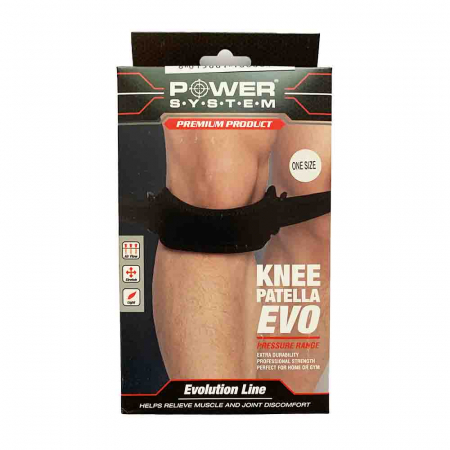 Bandaj Genunchi KNEE PATELLA EVO, Power System, Cod: 60157