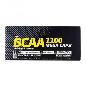 BCAA 1100 Mega Caps, Olimp Nutrition0