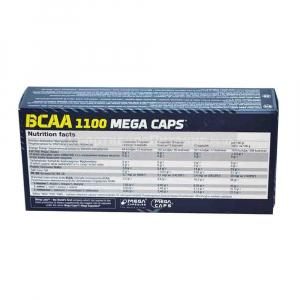 BCAA 1100 Mega Caps, Olimp Nutrition2