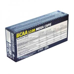 BCAA 1100 Mega Caps, Olimp Nutrition1