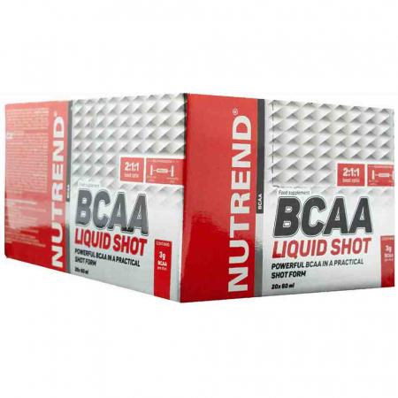 BCAAMega Shot, Nutrend, 20x60ml1