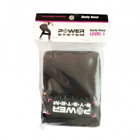 Benzi elastice textile BOOTY BAND, Power System, Cod: 40918